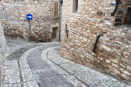 Meander/Spello, Italy